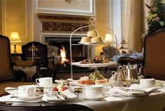 Afternoon Tea at The Grand Hotel Eastbourne. £24.50 - AfternoonTea.co.uk