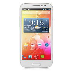 "htm T9500-b 5.0 ""android 2.3 smartphone 2g (doppia fotocamera, dual sim, wifi, dual core) - EUR € 49.49"