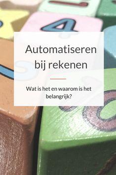 Op het rapport van je kind wordt bij rekenen vaak het onderdeel automatiseren vermeld. Maar wat is dat nou precies en waarom is het belangrijk?