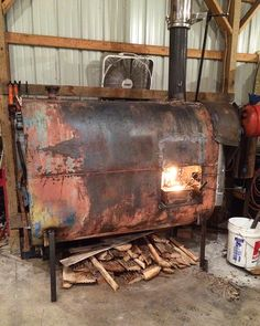 Waste Oil Drip System For My Wood Stove How I Made It By Kvusmc