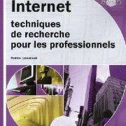 Internet – techniques de recherche pour les professionnels