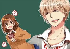 Wolf Girl & Black Prince : personnages de mangas (3)