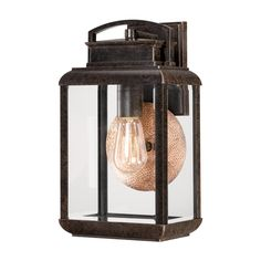 Shop Quoizel  BRN8408IB Byron Outdoor Sconce at ATG Stores. Browse our outdoor sconces, all with free shipping and best price guaranteed.