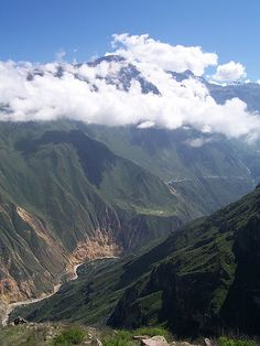 Colca canyon- Peru