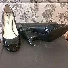 SALE Franco Sarto blk patent Franco sarto Black Patent leather Franco Sarto Shoes Heels
