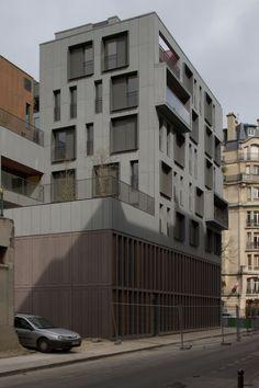 Boucicaut Logements / Brenac + Gonzalez