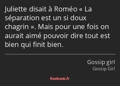 Gossip Girl Chuck, Gossip Girl Quotes, Plus Belle Citation, Movie Quotes, Sentences, Netflix, Sayings, My Love, Pretty
