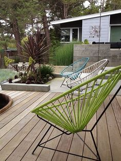 Costello Kennedy | Work | San Carlos Contemporary Garden Contemporary Garden, Wild Things, Gardening, Patio, Outdoor Decor, Ideas, Home Decor, San Carlos, Terrace