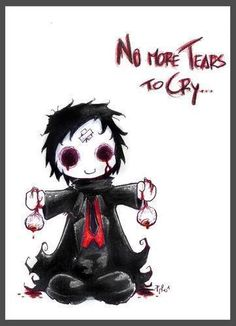"No More Tears :"")"