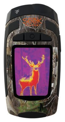 Seek Thermal RevealXR Fast Frame Handheld Thermal Imager and LED Spotlight