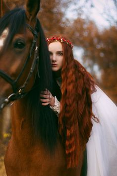 Autumn beauty. #horses #Mabon #witches