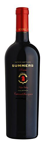 2013 Summers Reserve Napa Valley Cabernet Sauvignon 750 mL Wine *** Find out @