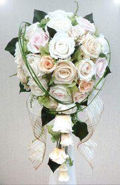 preserved flower Cascade