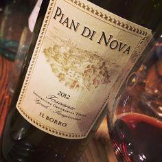 Pian di Nova - Il Borro Wine - #ilborroexperience