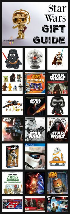 The Coolest Star Wars Gift Ideas for Kids and Tweens (Holiday Gift Guide 2015)