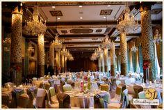 Drake Hotel Gold Coast Room Reception   Chicago Wedding Venues