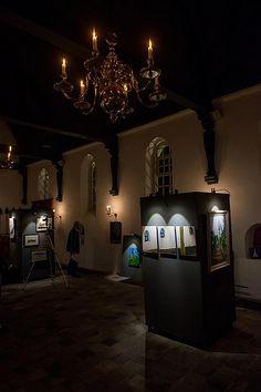 Vrienden van De Witte Kerk - Noordwijkerhout opening expositie Witte Kerk