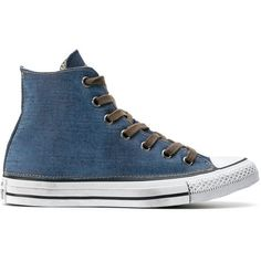 70564492003864 Converse hi-top All Star sneakers ( 188) ❤ liked on Polyvore featuring shoes