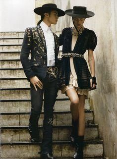 Chanel Spring 2010 ad campaign