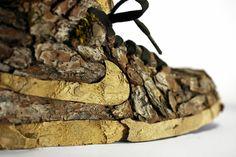 holz nike sneakers christophe guinet nachhaltiges design