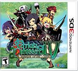 Learn more details about Etrian Odyssey IV: Legends of the Titan for Nintendo 3DS and take a look at gameplay screenshots and videos.
