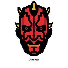 #Starwars #darth #maul #demon  #design #robot #스타워즈 #캐릭터 #디자인 #고전 #괴물