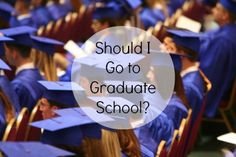 Deciding Whether Graduate School is the Right Option for You | Check out this article to know what to expect