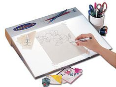 10 Art Supplies no Traditional Animator Should Be Without: Light Table/Light Desk