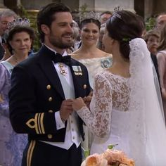 The Swedish Royal Wedding Video Is Too Beautiful For Words: The Swedish royal wedding was planned to perfection, giving Prince Carl Philip and Princess Sofia a fairy-tale day that looked straight out of a movie.