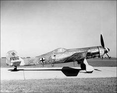 Focke-Wulf Ta152H.