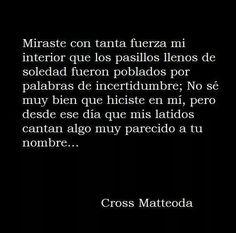 Cross Matteoda