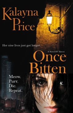 Once Bitten.  Part 1 in the Haven series