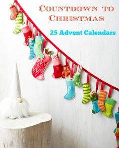 Countdown to Christmas: 25 Advent Calendars for Every Budget