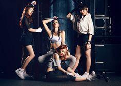 H.U.B | 2016 Girl Group