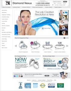 Diamond Nexus on Magento
