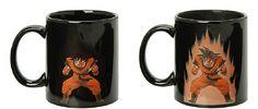 Transforma a Goku gracias al calor de tu bebida favorita