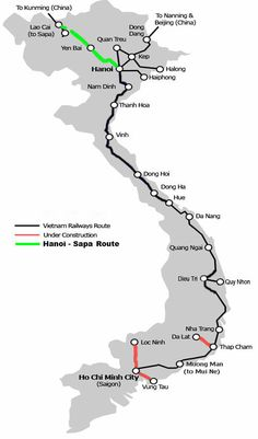 Victoria Express Train - Hanoi to Sapa | Vietnam Train