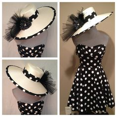 Glamor Dotty  Kentucky Derby Derby Horse Race by AfternoonCrowns, $260.00