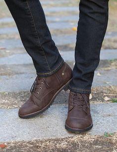 Slim Cap Toe Boots!