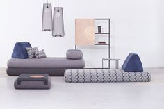 Urban Nomad Modular Sofa http://www.hannabisofa.hu/products