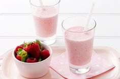 Recipes:Red berry smoothie
