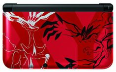 Console Nintendo 3DS XL 'Pokémon Xerneas - Yveltal' - rouge - édition limitée: Amazon.fr: Jeux vidéo