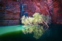 10 of the most beautiful camping spots in Australia and New Zealand - Karijini National Park, Western Australia