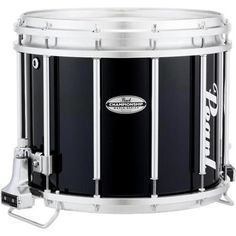Pearl Championship Maple FFX Marching Snare Drum 14 x 12 in. Midnight Black