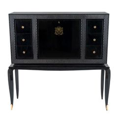 Neoclassical Secretary by Jean Pascaud   From a unique collection of antique and modern secretaires at http://www.1stdibs.com/furniture/storage-case-pieces/secretaires/