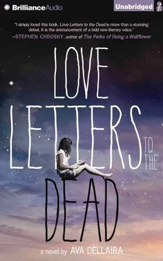 It begins as an assignment for English class: write a letter to a dead person. Laurel chooses Kurt Cobain because her sister, May, loved him. And he died young, just like May. Soon, Laurel has a noteb
