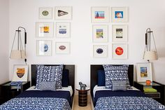 13 Ways to Style Your Bedside Table Photos | Architectural Digest