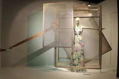 "ERDEM at Nordstrom USA,""SEE THROUGH:partly or wholly transparent or translucent"",pinned by Ton van der Veer"