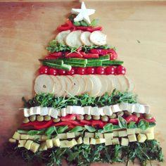 Fingerfood Weihnachten