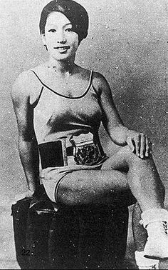 Japanese Womens Wrestling: Aiko Kyo